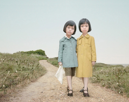 お散歩 The walk (450x356)