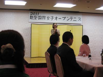 米村さんスピーチ