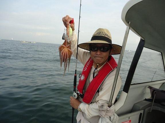 タコ釣り (54)