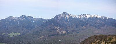 飯盛山パノラマ1