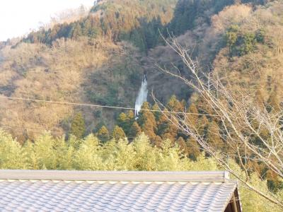 行蔵の滝 H24.1