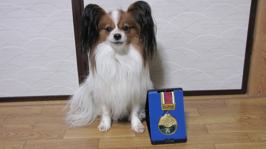 2010-03-07・メダルと記念撮影