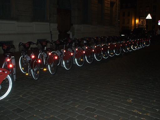 貸し自転車2