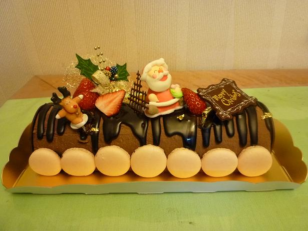 X'mas cake2