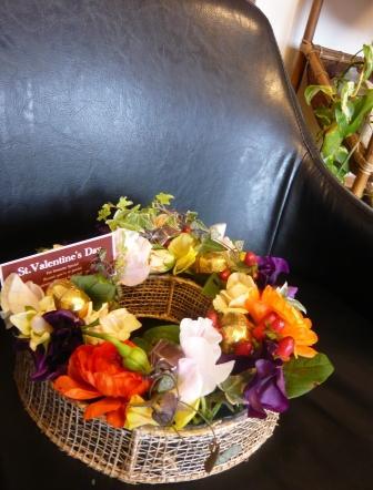 2012.1バレンタインのテーブルリースp4