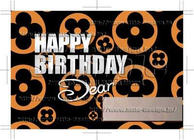Happy Birthday Logo Design