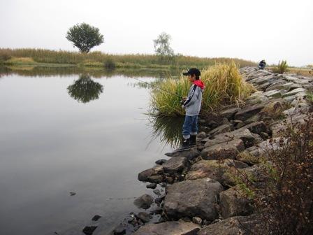 琵琶湖釣り