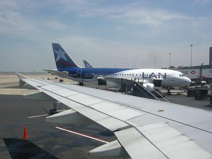 LAN航空機