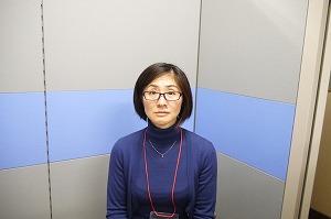 櫛田嘉代さん