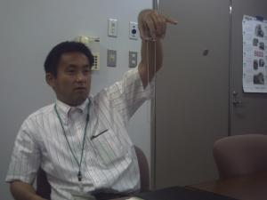 渡邉洋史さん写真