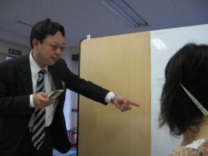 先崎雅和さん写真
