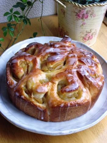 10.04.20りんごパン
