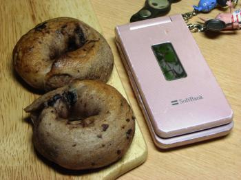 10.05.20自家製酵母ベーグル_携帯と