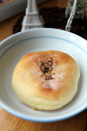 10.09.07ゆうこ姉作のパン