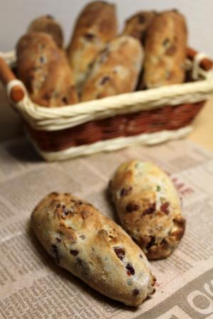 10.10.13自家製酵母でハードパン