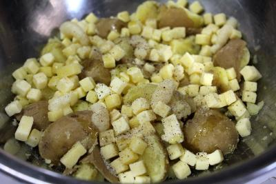 10.10.27ジャガイモとチーズのガレット_具材