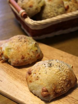 10.10.29ジャガイモとチーズのガレット