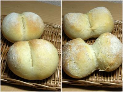 10.11.09ハイジの白パン