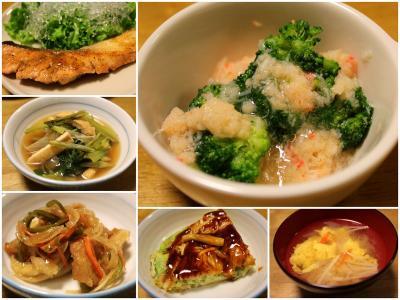 10.11.15本日のディナー