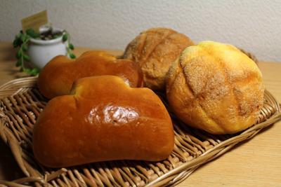 10.11.15クリームパン&サンライズ