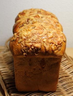 10.12.20チーズ食パン_きのこ