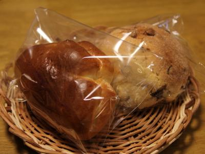 11.02.08菓子パン2種