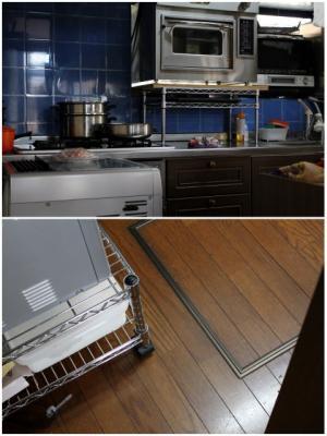 11.03.07オーブンに占拠されたキッチン
