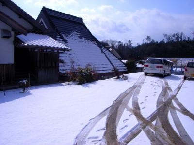 11.03.11カントリーグレイン_雪景色