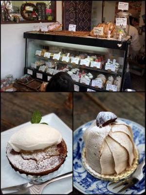 11.03.19アナナスのケーキ