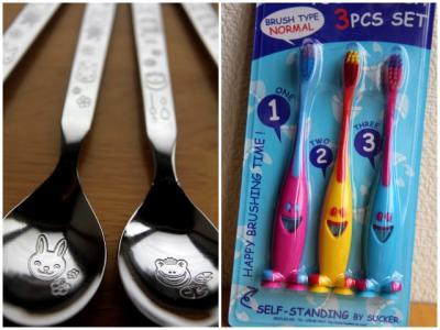 11.04.22スプーン&歯ブラシ