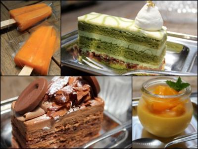 11.07.16アナナスのケーキ