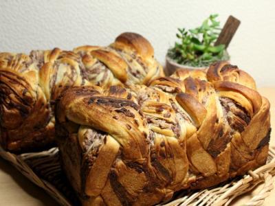 11.09.11あんマーブル食パン