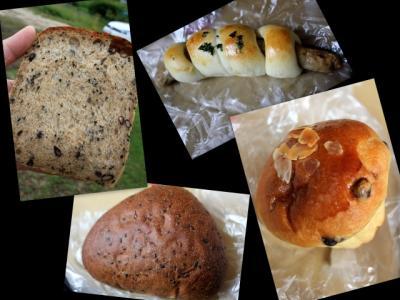 11.09.18レトワールフリヨンのパン