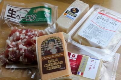 11.10.07カルディで買った物_チーズ類