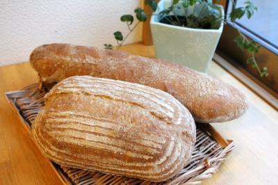 11.11.19ビール種のパン・ド・カンパーニュ