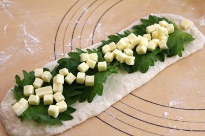 11.11.22ビール酵母のチーズフランス_成形