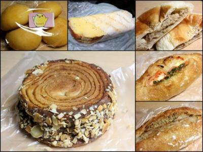 11.11.29ファヴォリのパン
