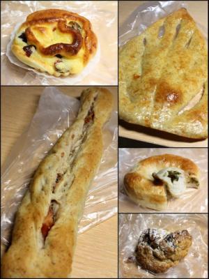 11.11.29山のパン屋のパン