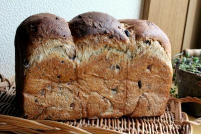11.12.20小豆と15穀の食パン