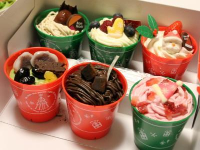 11.12.24クリスマスディナー_今年のケーキ