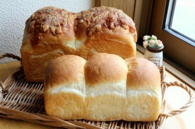 12.01.20チーズ食パン&パウンド食パン