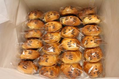 12.03.15はりねずみパン_アザラシ?