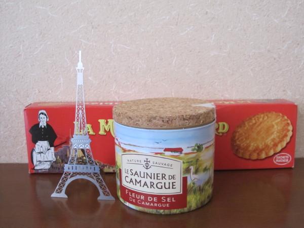 パリからのお土産