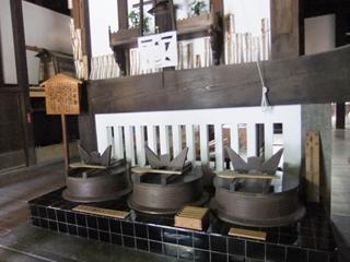金剛峰寺の台所①