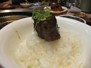 鶴橋で焼肉②