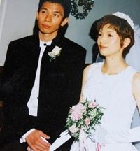 ゆちととJASONの結婚式①