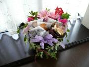 お花とお菓子のギフト1