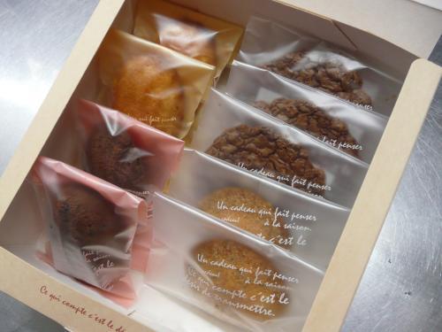 焼菓子・クッキーギフト