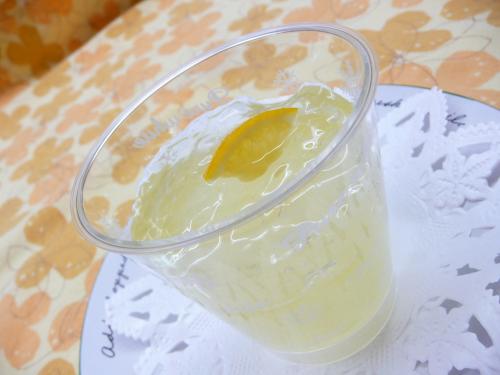 レモンゼリー