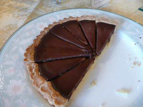 生チョコタルト
